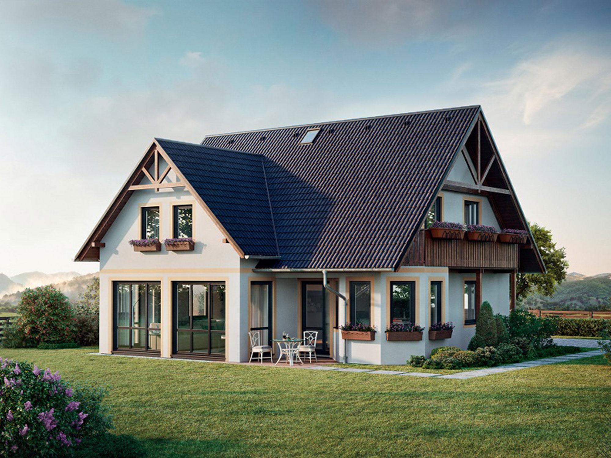 Typový dům Landhaus