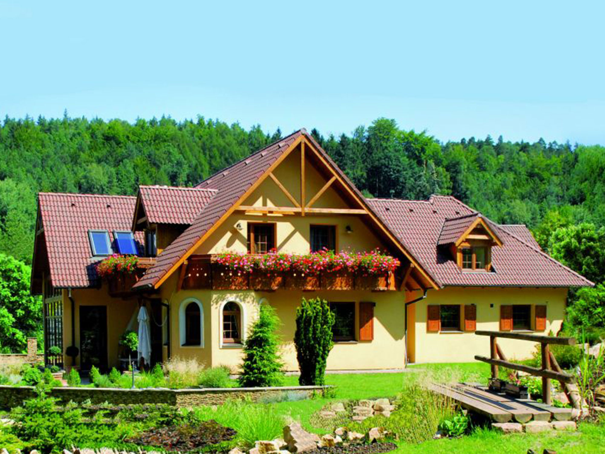 Typový dům Landhaus Exkluzive