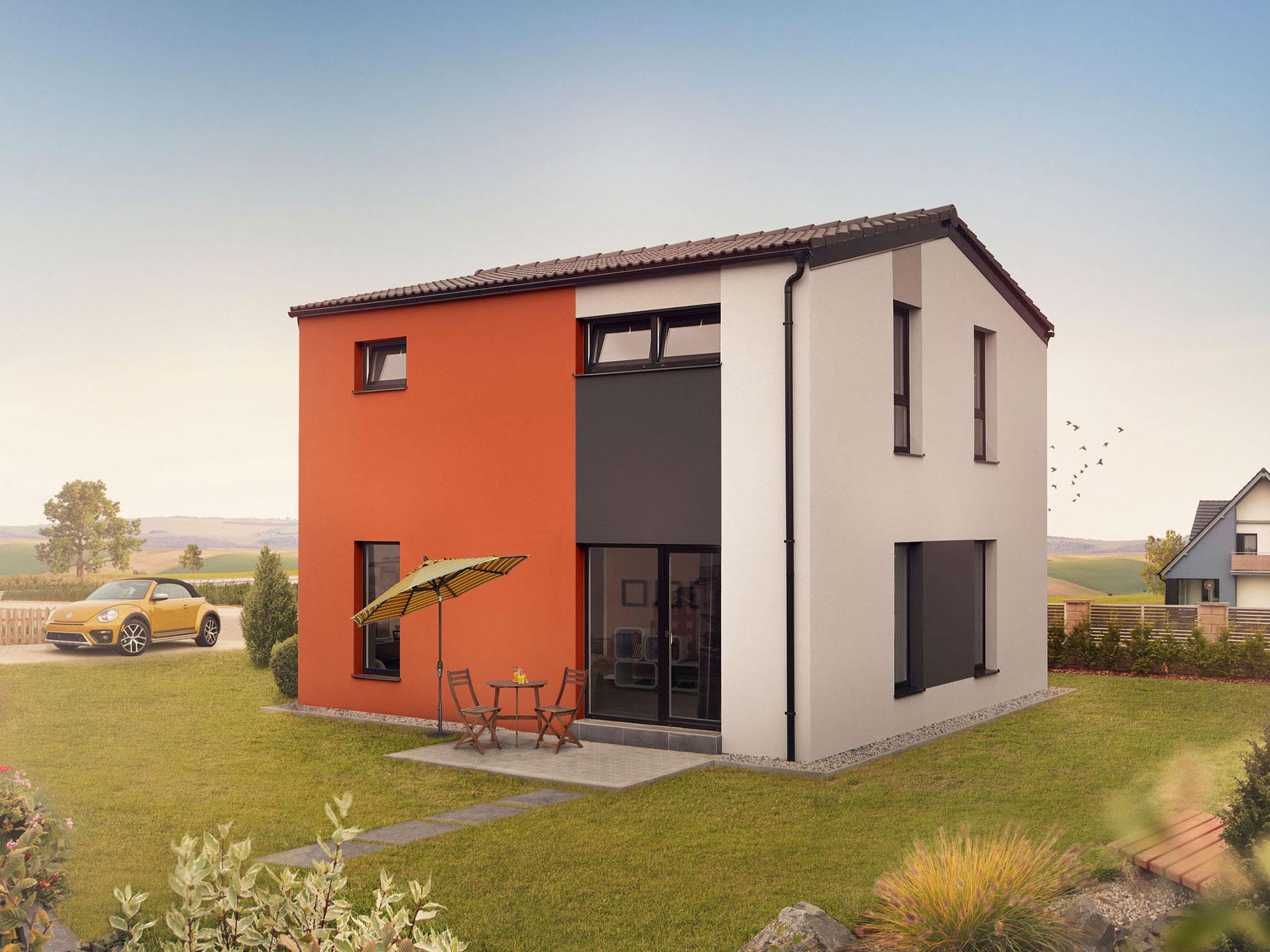 Typový dům Uno City