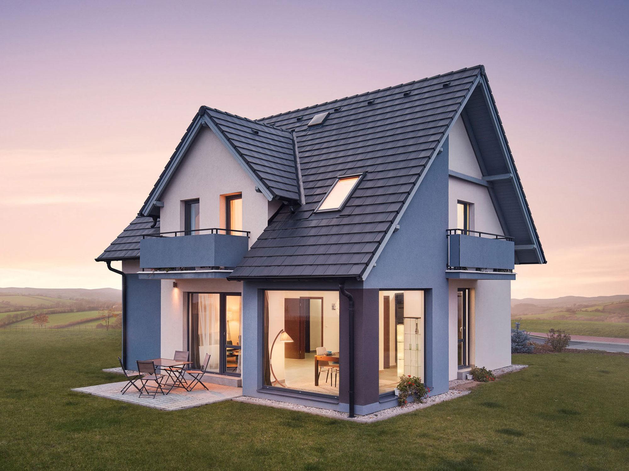 Typový dům Romance
