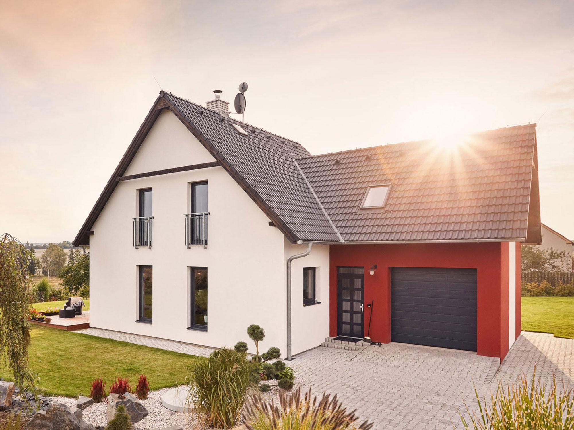 Typový dům Harmonie