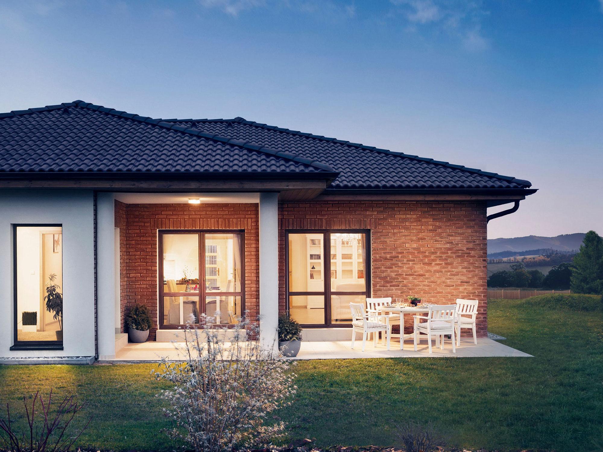 Typový dům Bungalov