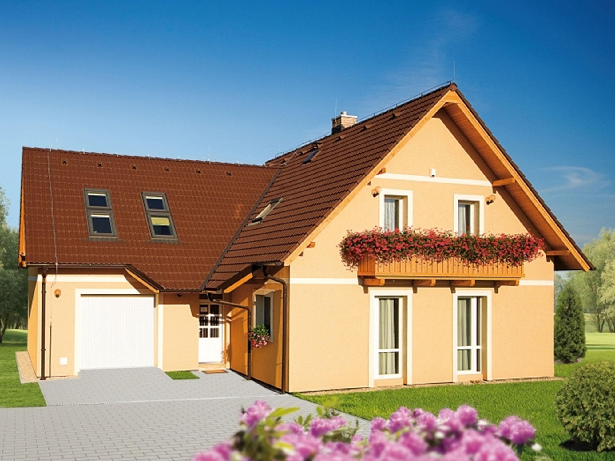 Typový dům Variant