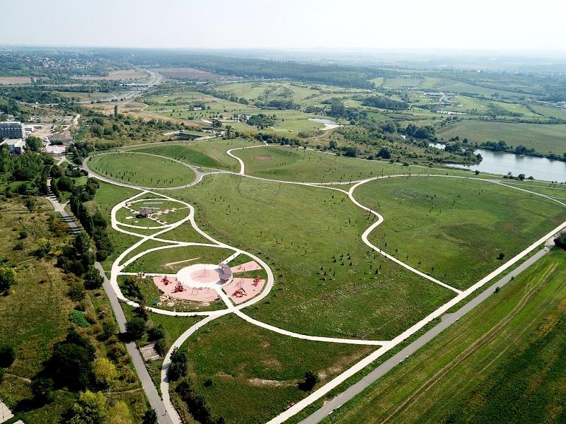 Fotografie okolí lokality